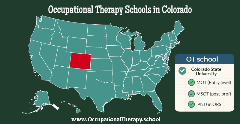 OT schools in Colorado
