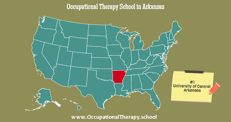 OT schools in Arkansas