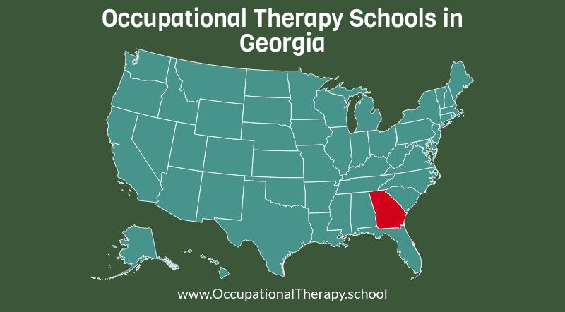 OT schools in Georgia