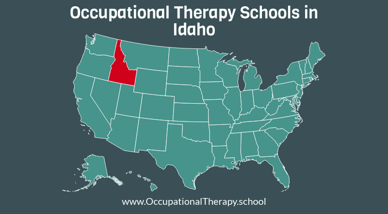 OT schools in Idaho
