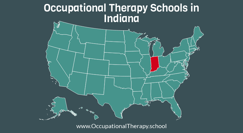 OT schools in Indiana