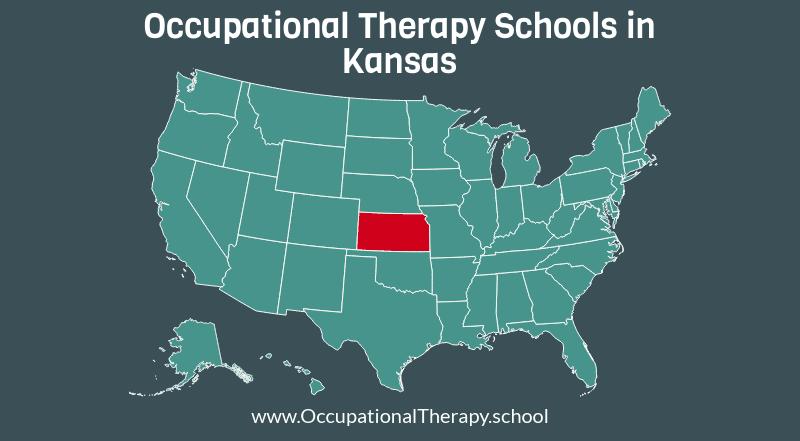 OT schools in Kansas
