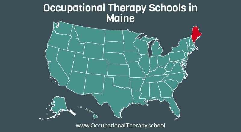 OT schools in Maine
