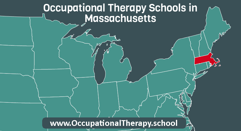 OT schools in Massachusetts