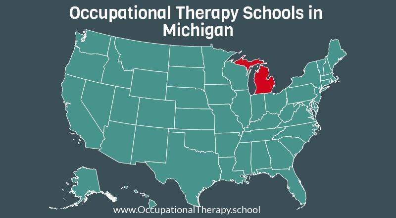 OT schools in Michigan