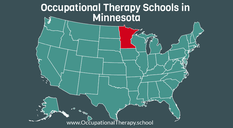 OT schools in Minnesota