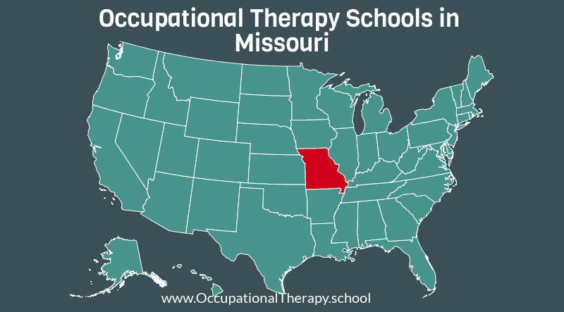 OT schools in Missouri