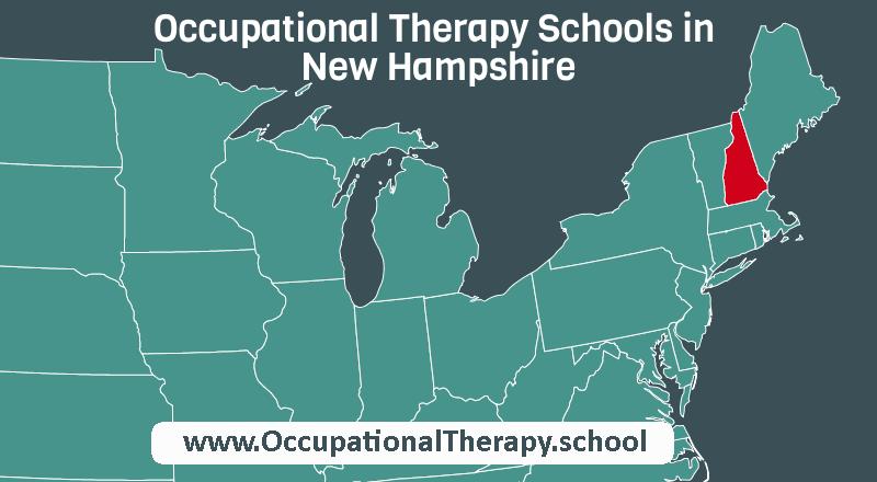 OT schools in New Hampshire
