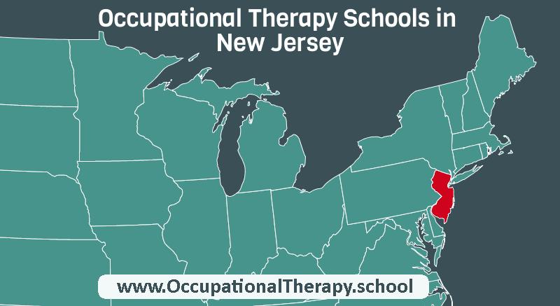 OT schools in New Jersey