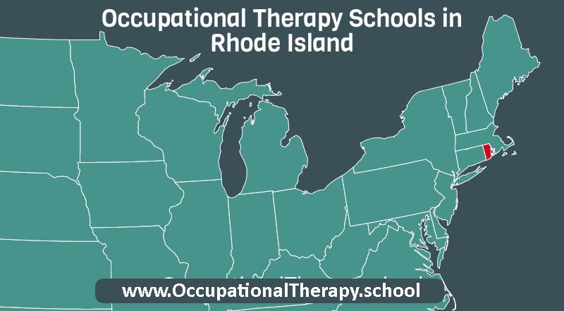 OT schools in Rhode Island