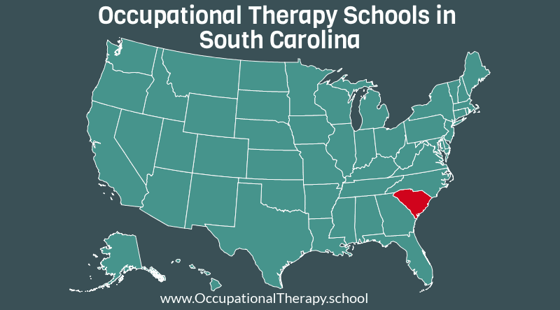 OT schools in South Carolina