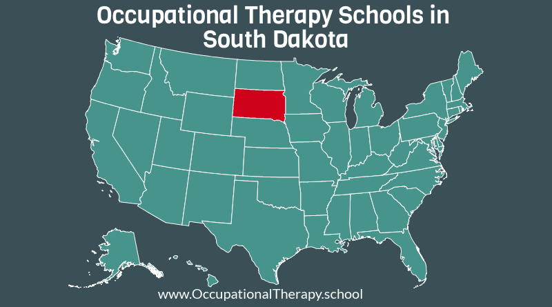 OT schools in South Dakota