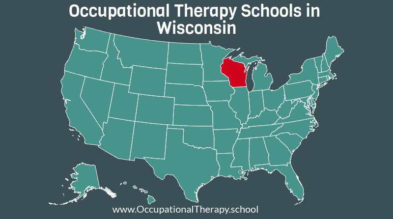 OT schools in Wisconsin