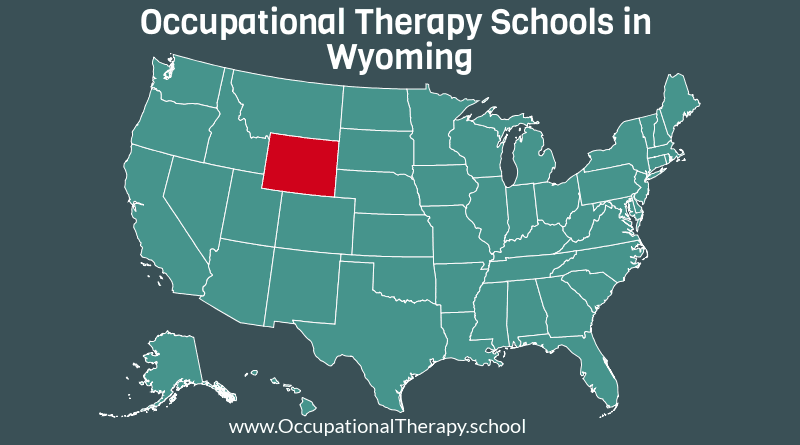 OT schools in Wyoming