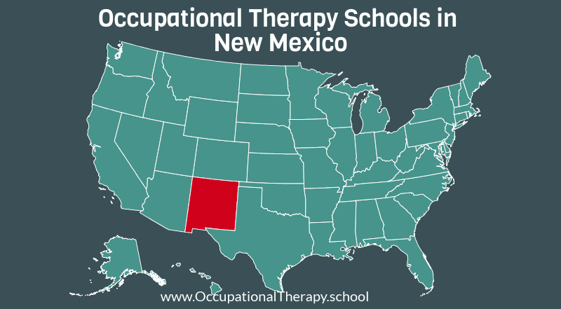OT schools in New Mexico