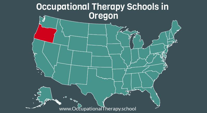 OT schools in Oregon
