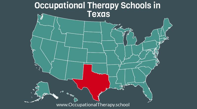OT schools in Texas
